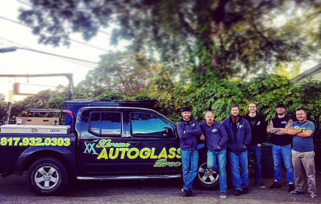 Auto Glass Service Team